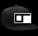 DT - Snapback Flat Bill Hat - 125-978 - 125-9782051 - Custom Heat Pressed 036662bf19c43062015123845440