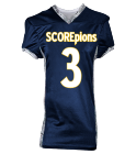 SCOREPIONS 3 WILLIAMS 3 - Custom Heat Pressed Youth Digital Camo Command Football Jersey - 1319 - 13192055 812790d1242227122016102830328