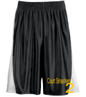 "2 COURT SMASHERS - Youth Basketball Shorts 7"" inseam - Teamwork Athletic - 4463 - 44632027 - Custom Heat Pressed e528f0a8cd99562016181415717"