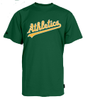 34 Athletics Adult MLB Replica Jersey  - MAG223