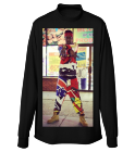 TWO-CUPS-LONGLIVEPAPPY XFEAMERS 31 Adult Turtleneck Longsleeve