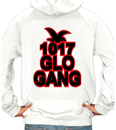 1017 glo gang - American Apparel Hooded Sweatshirt 5495 ...