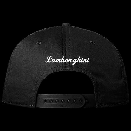 Lamborghini Logo - Snapback Flat Bill Hat - 125-978 - 125-9782039 ... b84aa8e47cd
