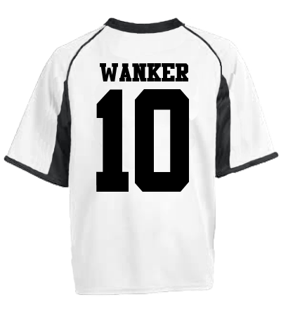 Fußball Wichser #14