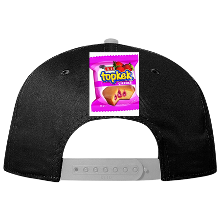 Topkek Snapback Flat Bill Hat 125 978 125 9782043 Custom