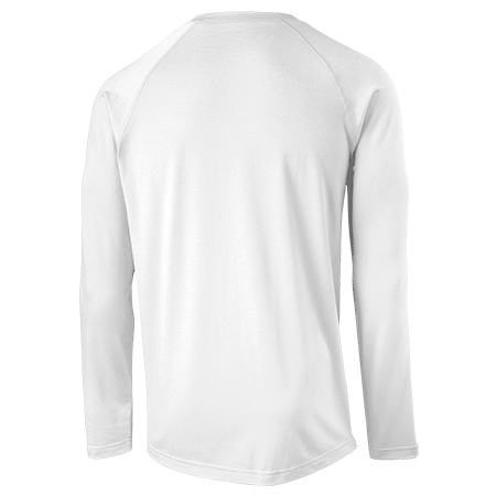 Rfb Adult Customized Long Sleeve Performance Crew T