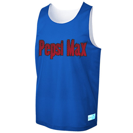 size 40 ddce9 82a38 PEPSI MAX UNCLE DREW 34 - Custom Heat Pressed Reversible Basketball Jersey  - ST500 - ST5002022