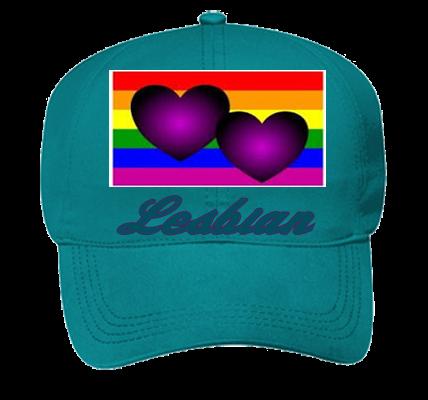 e43a4603c LESBIAN - Ponytail Style Hats Otto Cap 69-358 - 69-3582033 - Custom Heat  Pressed