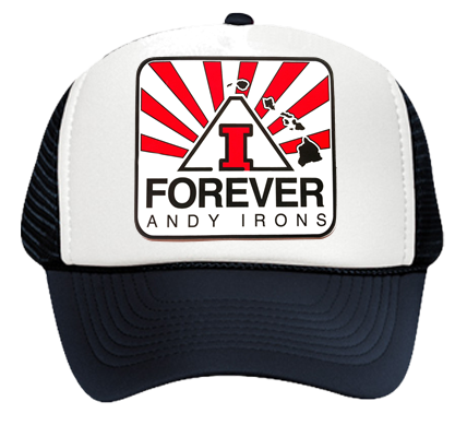 261e6d298a14e AI Forever - Otto Trucker Hat 32-468 - 32-4682038 - Custom Embroidered  403023a0b7e1178201321740197