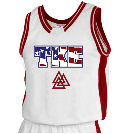 newest collection a0873 82274 TKE - Custom Heat Pressed Adult Basketball Jersey - Jammer Series -  Teamwork Athletic - 1493 - 14932027