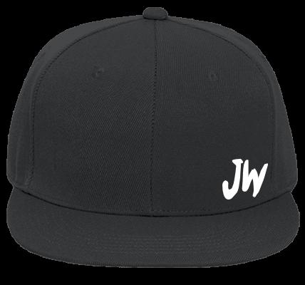 Jw jacob wheeler fishing flat bill fitted hats 123 969 for Fishing flat bill hats