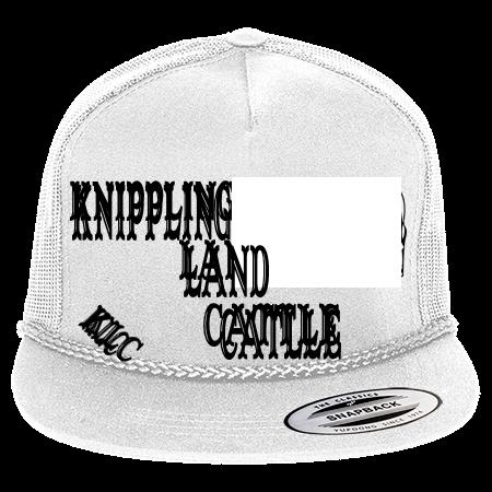 KNIPPLING LAND CATTLE KLC - Classic Poplin Golf Mesh Trucker Hat - 6003 -  60032046 - Custom Embroidered fdeb43a5a68a2292015183457199 675f9eaf57dc