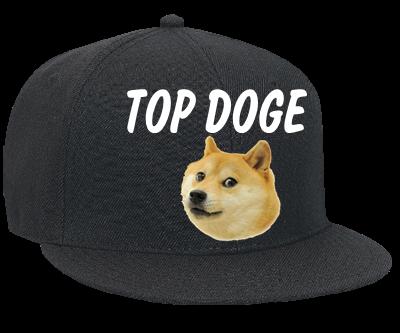 TOP DOGE - Snapback Flat Bill Hat - 125-978 - 125-9782037 ...