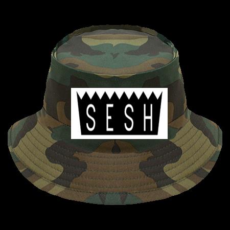 0e11b2b72 Sesh hat - Original Bucket Hat - 450 - 4502049 - Custom Heat Pressed