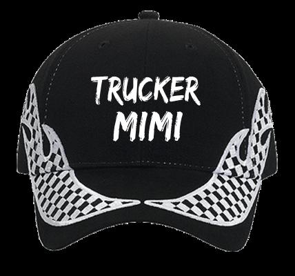9f93626233c TRUCKER MIMI - Low Pro Pre Embroidered Otto Cap 58-675 - 58-6752036 - Custom  Heat Pressed 7e3319958d951822016102241987
