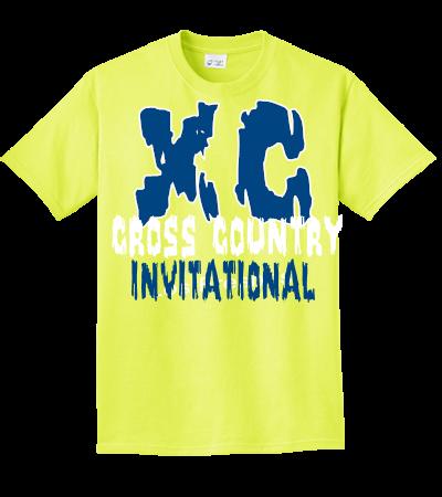 Cross Country Shirt Designs - T Shirts Design Concept