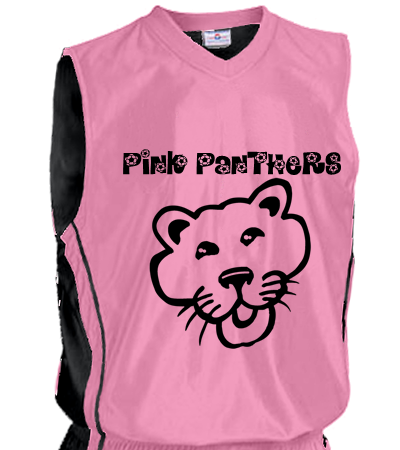 79948d23f14 PINK PANTHERS - Women s Reversible Dazzle Basketball Jersey - 1492 -  14922040 - Custom Heat Pressed S b615b1f636bc2262012102518479A