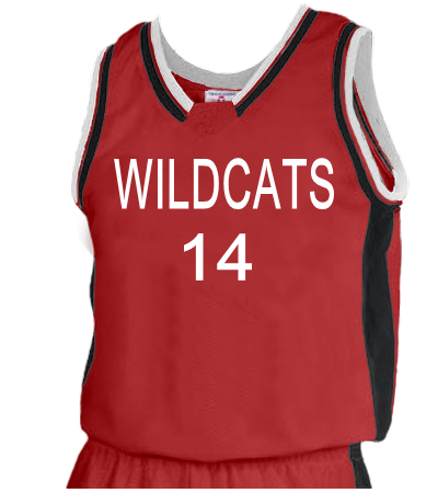 b7879c222cb WILDCATS 14 BOLTON 14 - Custom Heat Pressed Youth Basketball Jersey -  Jammer Series - Teamwork Athletic - 1483 - 14832034 Youth Small ...