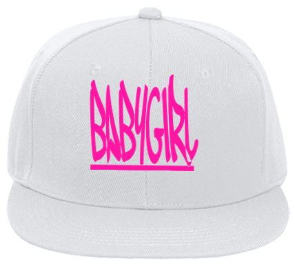 baby girl BABYGIRL - Flat Bill Fitted Hats 123-969 - 123-9692051 - Custom  Embroidered 6ad39182a85b3092012183734576 db1e76b95120