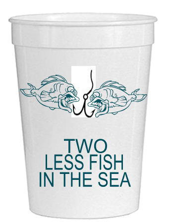 Two less fish in the sea two less fish in the sea for Two less fish in the sea
