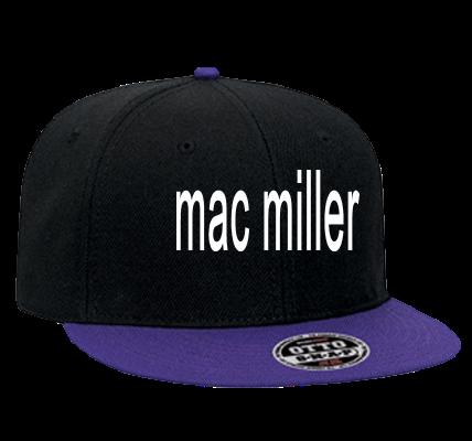 newest 234d6 a10d1 ... canada mac miller most dope snapback flat bill hat 125 978 125 9782038  custom heat pressed
