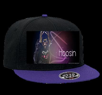 Hopsin Hopsin Snapback Flat Bill Hat 125 978 125