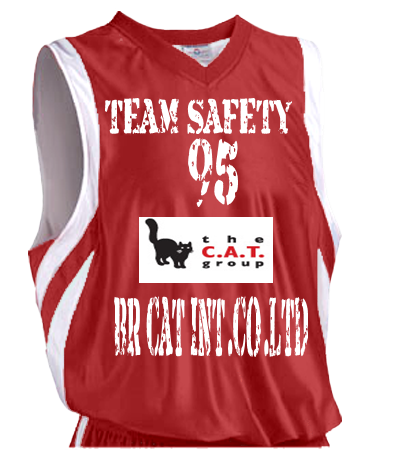 e56942d9d LTD TEAM SAFETY 95 - Custom Heat Pressed Reversible Basketball Jersey -  Adult Downtown - Teamwork Athletic - 1499 - 14992048 S  955dc997a9262211201572417668A
