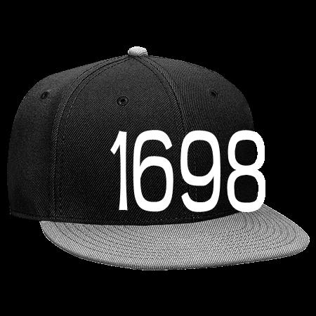 29bc533b 1698 Carmilla snapback - Snapback Flat Bill Hat - 125-978 - 125-9782055 -  Custom Heat Pressed 2c55a1bb28342811201619541162