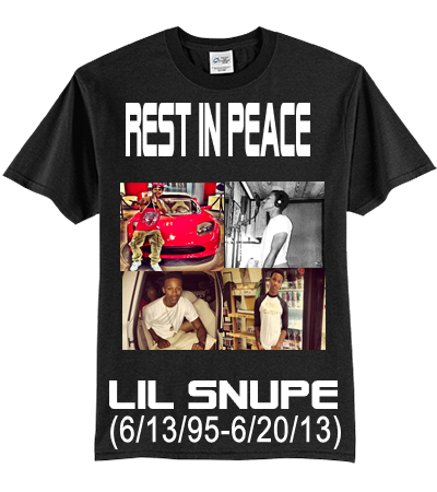Rip Lil Snupe Port Amp Company T Shirt Pc55 Pc552037