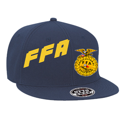Ffa Snapback Snapback Flat Bill Hat 125 978 125