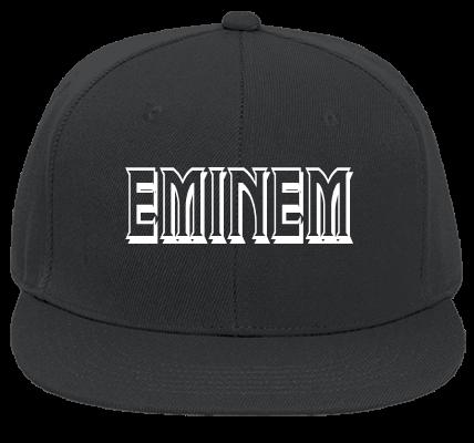 Eminem Flat Bill Fitted Hats 123 969 123 9692028