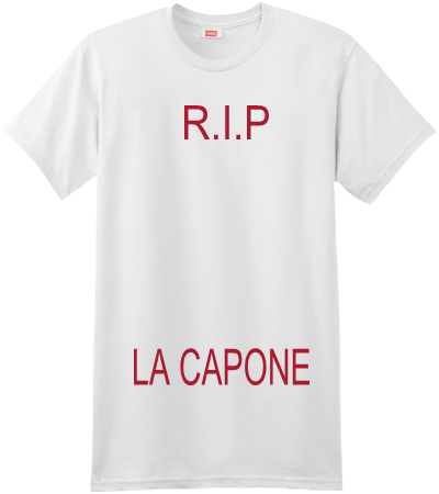 dacf739b4 r.I.p lil jojo - Custom Screen Printed Hanes T-Shirt - 4980 - 49802026 - Custom  Heat Pressed S b513482947cb111201474157467A