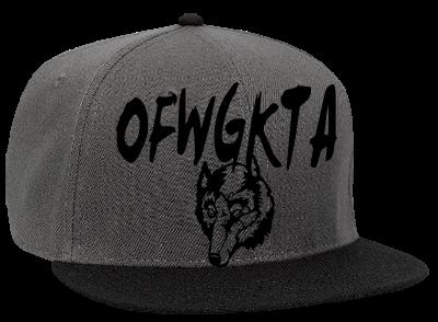 OFWGKTA SWAG - Snapback Flat Bill Hat - 125-978 - 125 ...  OFWGKTA SWAG - ...