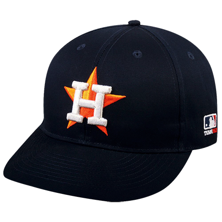 7d5ef77f3 GUZMAN - Houston Astros Official MLB Hat for Little Kids Leagues -  Astros_Baseball_Hat_2752039 - Custom Heat Pressed