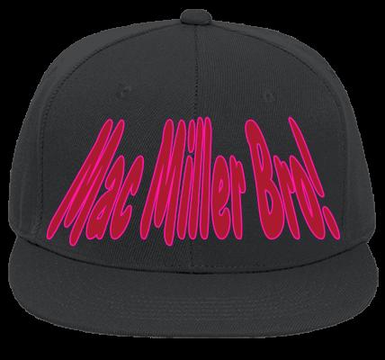 MAC MILLER BRO! - Flat Bill Fitted Hats 123-969 - 123 ...