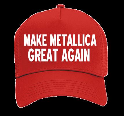 Make Metallica Great Again Hat : make metallica great again make metallica great again otto trucker hat 32 510 32 5102050 ~ Hamham.info Haus und Dekorationen