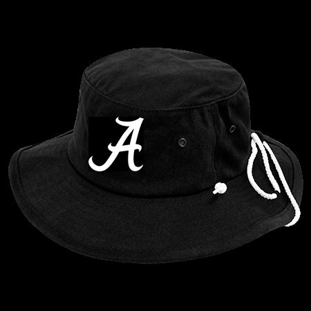 0c740bda66a Alabama Bucket Hat - Aussie Bucket Hats - 510 - 5102025 - Custom Heat  Pressed b7ff8f2cf576282015193253433