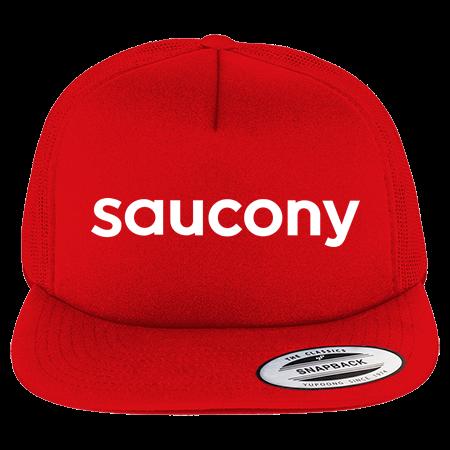 saucony - Foam Front Trucker Hat - 6005FF - 6005FF2048 - Custom Heat  Pressed 5124ca35b96020122016103917154 2f67066bd10