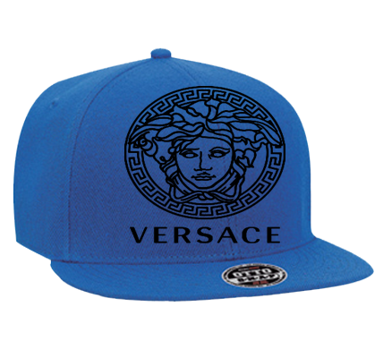 zeal versace 2 - Snapback Flat Bill Hat - 125-978 - 125-9782039 - Custom  Heat Pressed b1ddb194ed572232014234048436 24436146dc8