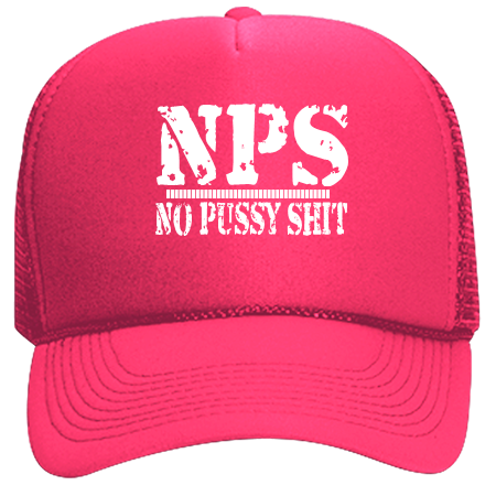 Name Your Design Neon Trucker Hat #1: 75af8840 c734 45e8 bf81 69e7b6be2c64
