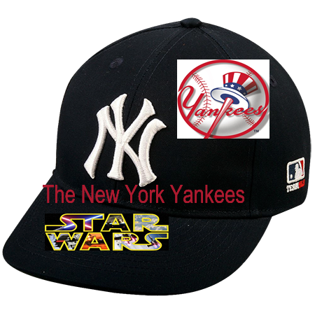 3a722d0c61fcc THE NEW YORK METS - New York Yankees - Official MLB Hat for Little Kids  Leagues - Yankees Baseball Hat 2752052 - Custom Heat Pressed ...