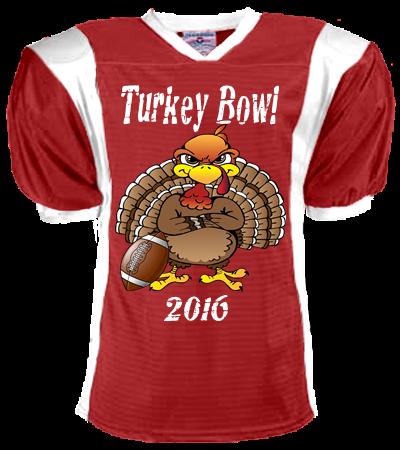 TURKEY BOWL 2016 88 88...
