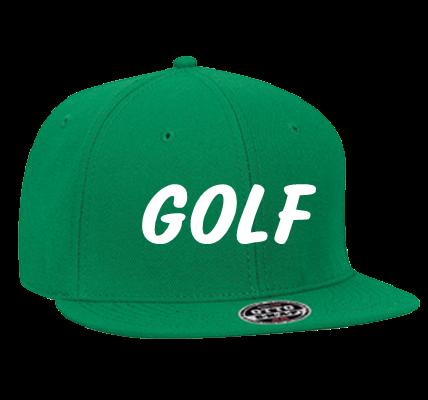Golf snapback OFWGKTA - Snapback Flat Bill Hat - 125-978 ...  Golf snapback O...