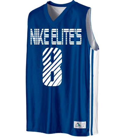 3b402ef14af6 NIKE ELITE S - Youth Basketball Jerseys   Uniforms Reversible - 756 -  7562044 - Custom Heat Pressed Youth Small a60022350e9921112012174822201A