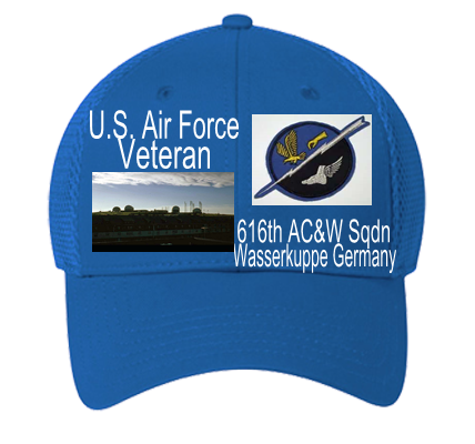 616th Ac Amp W Sqdn Wasserkuppe Germany U S Air Force Veteran
