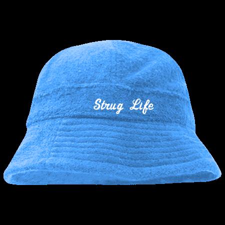 STRUG LIFE STRUG LIFE - Terry Cloth Custom Bucket Hats - 980 - 9802040 -  Custom Heat Pressed 3ed959205d18232201583130942 073d2ef5870