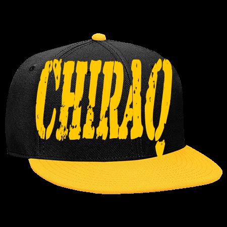 474ec1c7a CHIRAQ - Snapback Flat Bill Hat - 125-978 - 125-9782033 - Custom Heat  Pressed