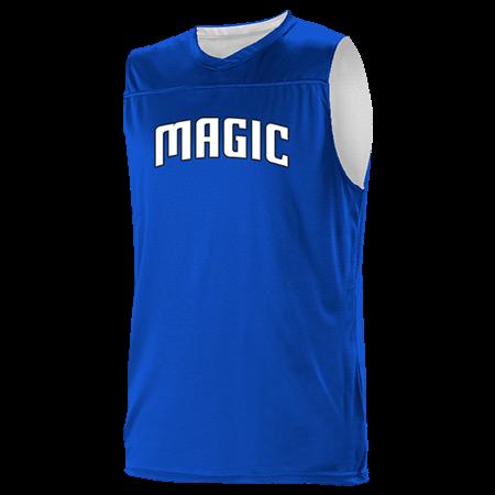 the best attitude 3927f faa5b magic - Custom Heat Pressed Orlando Magic Youth Reversible Basketball  Jerseys - A105LY-MAGIC - A105LY-MAGIC2045 Youth Small