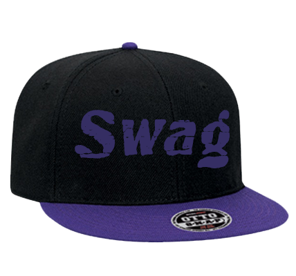 swag snapback flat bill hat 125978 1259782023