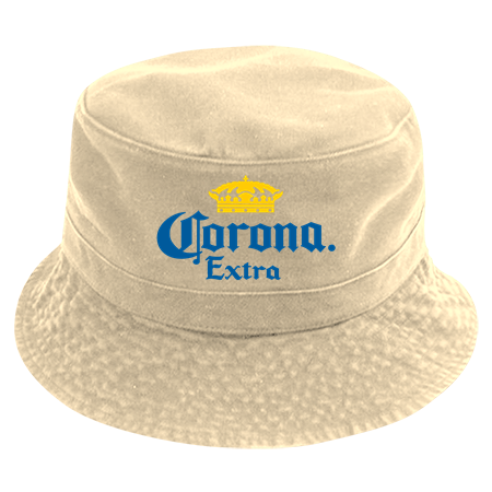 Corona Bucket Hat Short Brim Custom Bucket Hats 961